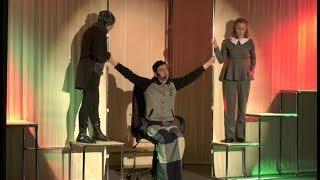 Мегионский Театр Музыки подготовил остросоциальную пьесу «Птица»