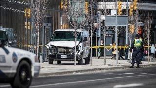 Authorities search for motive in Toronto van incident