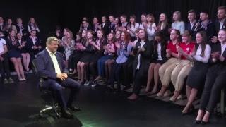 «Недетский разговор» с Николаем Любимовым. Запись прямой трансляции