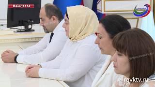 Владимир Васильев встретился с победителями и призерами всероссийских олимпиад и конкурсов