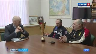 Артуш Асрян стал обладателем Кубка мира по боевому самбо