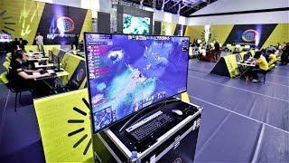 Международный турнир по киберспорту помог провести ведущий интернет-провайдер страны