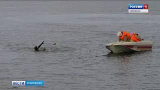 Смоленские спасатели проверили силы и средства