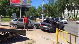 В массовом ДТП с автобусом пострадали 2 женщины