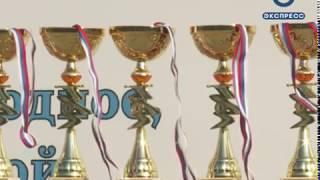 Иван Белозерцев стал победителем турнира по теннису «Кубок единства»