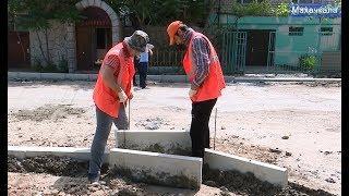 """70% работ выполнено в Махачкале по программе """"безопасные качественные дороги"""""""