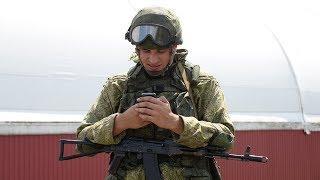 Почему в российской армии хотят запретить смартфоны
