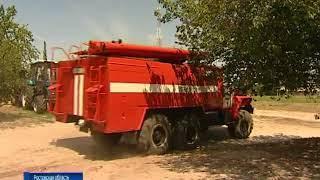 На Дону отметили День пожарной охраны