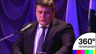 В Дубне глава города Максим Данилов выступил с обращением к жителям