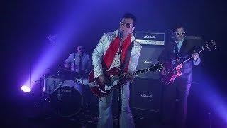 Какого быть Элвисом Пресли? Рассказал (и спел) в эфире RTVI двойник короля рок-н-ролла