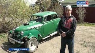 Житель Омска подарил вторую жизнь легендарному ретроавтомобилю «Москвич»