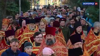 Православные волгоградцы отпраздновали Пасху