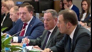 В Великом Новгороде проходит выездная сессия «Корпорации по поддержке малого и среднего предпринимат