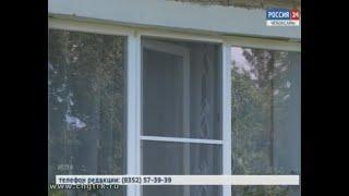 В Чувашии участились случаи падения детей из окон многоквартирных домов