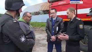В Костроме закрыли крупнейший в городе лесхимкомплекс