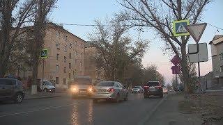 В Ворошиловском районе изменилась схема дорожного движения