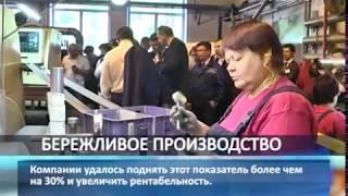 Максим Орешкин и Дмитрий Азаров посетили СВМЗ