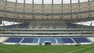 Как строился стадион «Волгоград Арена»