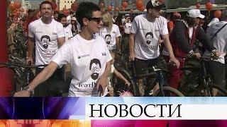 Благотворительный велозаезд «Теат-Ралли» открывает новый сезон спектаклей.