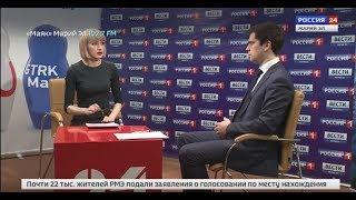 Россия 24. Интервью 16 03 2018
