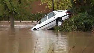 Потоп на юге Франции