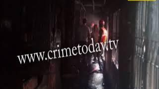 FIRE INCIDENT IN PANJAGUTTA POLICE LIMITS