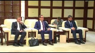 Ярославская делегация завершила свою работу в Китае