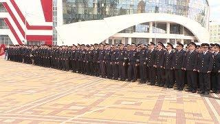 Российская полиция отмечает 300-летие