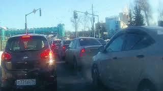 Дорога до работы для жителей областного центра превратилась в настоящее испытание