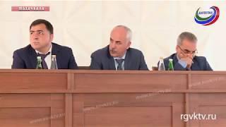 Рамазан Алиев провел совещание с предпринимателями по вопросам недропользования