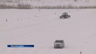 Башкирию вновь замело снегом