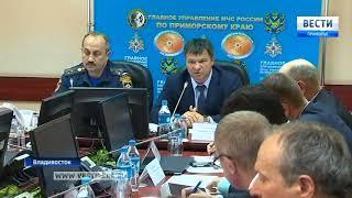 Тарасенко послал Костенко с силовиками проверить работу приморских глав администраций