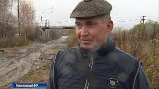 Жители Новоселок жалуются на незаконную свалку
