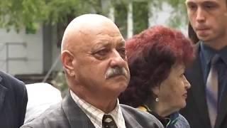 Мемориальную доску в честь Петра Николаевича Вейцера открыли в Биробиджане(РИА Биробиджан)