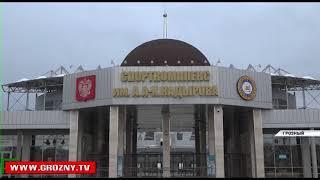 В Грозном обсудили подготовку к базированию в ЧР сборной Египта по футболу