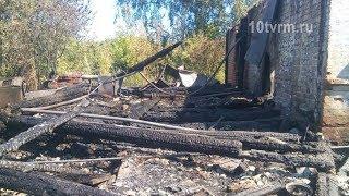 Пожарная статистика в Мордовии
