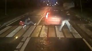 Задержан водитель, скрывшийся с места ДТП после наезда на женщину с ребенком в Крылатском