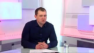 """Программа """"В центре внимания """"- интервью с Павлом Потяевым"""