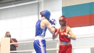 Турнир по боксу среди десантников