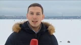 19 11 18 Спасатели просят жителей Удмуртии быть осторожнее на льду