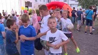 Новая спортивная площадка на Быстрецкой