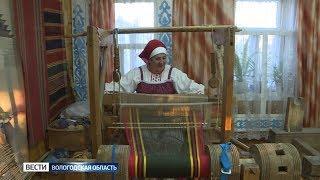 В Кичменгском Городке возрождают уникальные ремёсла