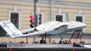 Рыбинские беспилотники примут участие в параде Победы в Москве