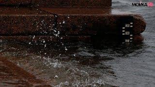 Угроза наводнения в Петербурге 26.09.2018