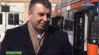 Пензенцам рассказали о преимуществах нового троллейбуса