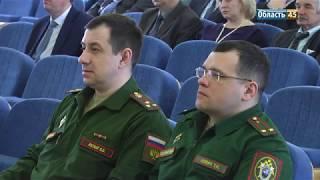 В Зауралье в армию берут только призывников с крепкими нервами