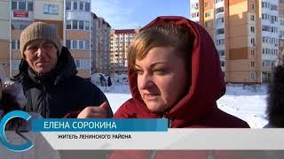 В 6 и 7 микрорайонах посёлка Солнечный с нетерпением ждут визита Вячеслава Володина