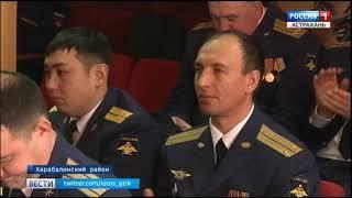 В Астраханской области прошли соревнования по гиревому спорту