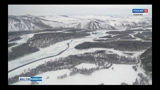 До конца марта в горных районах Хакасии пройдет воздушная разведка. 21.02.2018