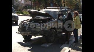 Начинающий автолюбитель во второй раз за две недели попал в ДТП в Хабаровске. Mestoprotv